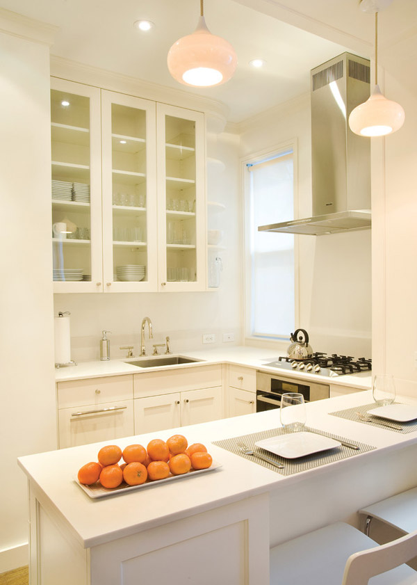 جدیدترین مدلهای کابینت آشپزخانه 2019