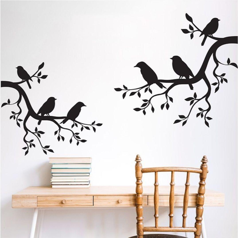 استیکر دیواری برای تزیین و زیبایی دیوار